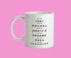 TAZA MANDAMIENTOS FRIENDS