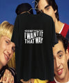 I WANT IT THAT WAY POLERA NEGRA