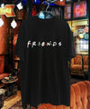 FRIENDS POLERA NEGRA