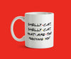 TAZA SMELLY CAT