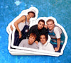 STICKER BACKSTREET BOYS