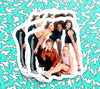 STICKER SPICE GIRLS 2