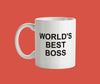 TAZA WORLD'S BEST BOSS