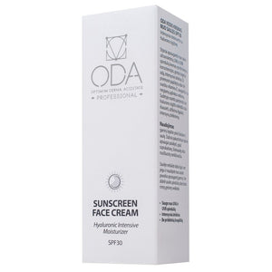 SUNSCREEN FACE CREAM SPF30 (50ML)