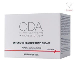 INTENSIVE REGENERATING CREAM, FOR DRY/SENSITIVE SKIN (50ML)