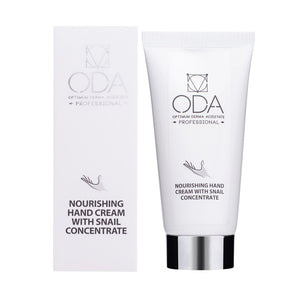 NOURISHING HAND CREAM WITH SNAIL CONCENTRATE (50ML)