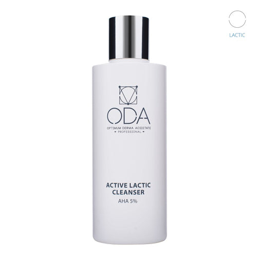 ACTIVE CLEANSER WITH LACTIC ACID, 5% (200ML)