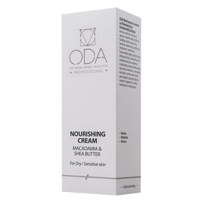 NOURISHING CREAM WITH MACADAMIA AND SHEA BUTTER (50 ML)