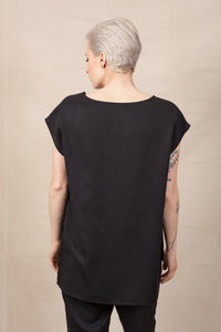 THE CLASSIC TANK - Black
