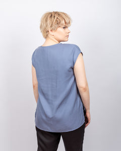 THE CLASSIC TANK - Pacific Blue
