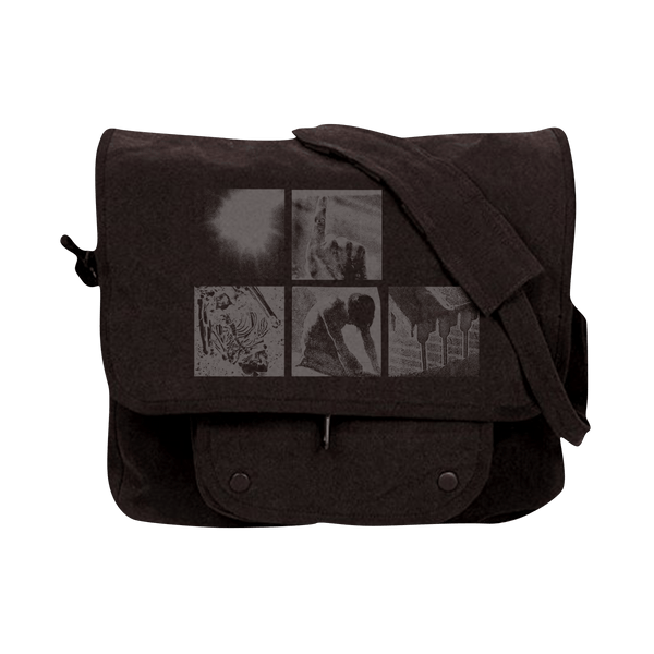 BAD WITCH CANVAS MESSENGER BAG - NINE INCH NAILS