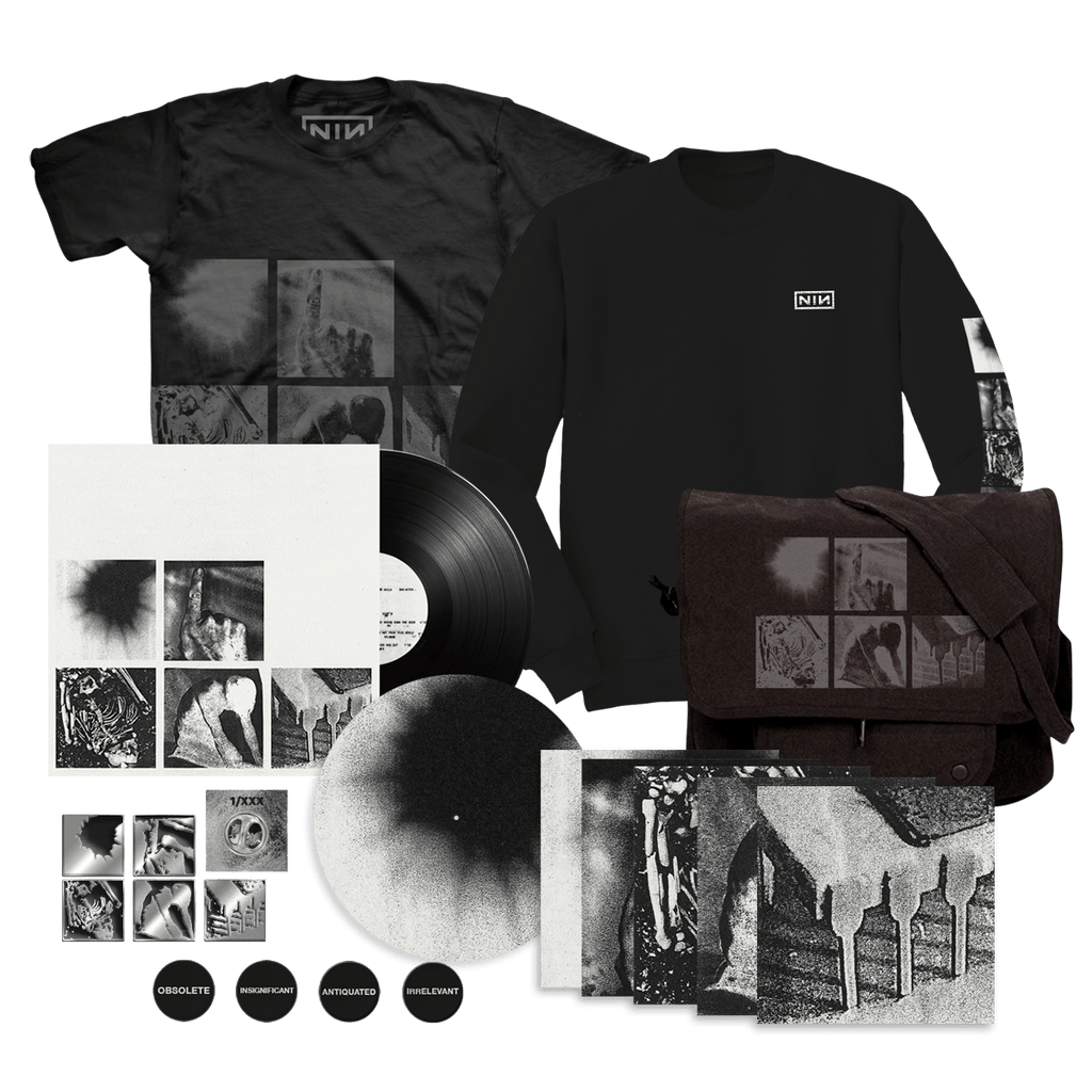 BAD WITCH DELUXE BUNDLE – Nine Inch Nails