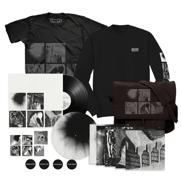 BAD WITCH DELUXE BUNDLE - NINE INCH NAILS