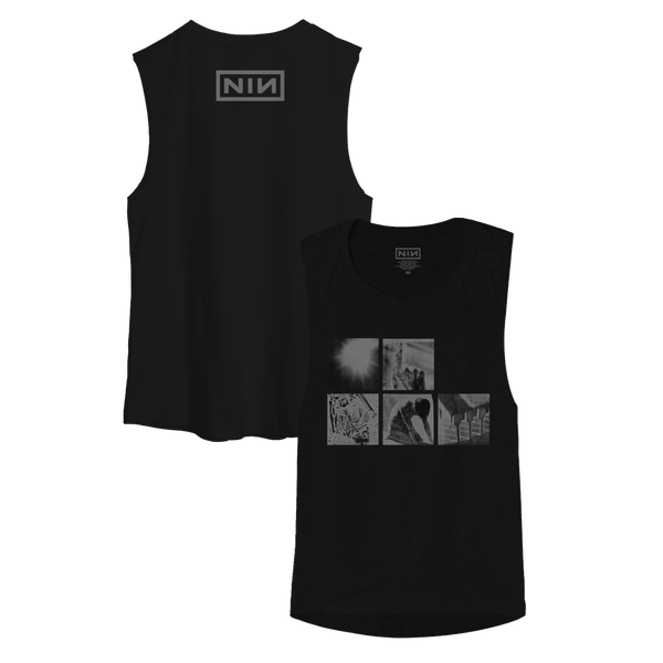 BAD WITCH TANK - NINE INCH NAILS