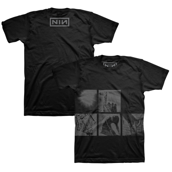 BAD WITCH LP + TEE + BUTTON PACK - NINE INCH NAILS