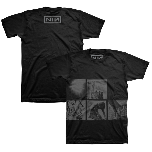BAD WITCH TEE - NINE INCH NAILS