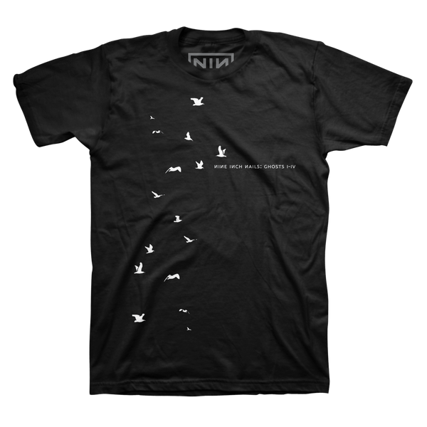 BIRDSIDE TEE - NINE INCH NAILS