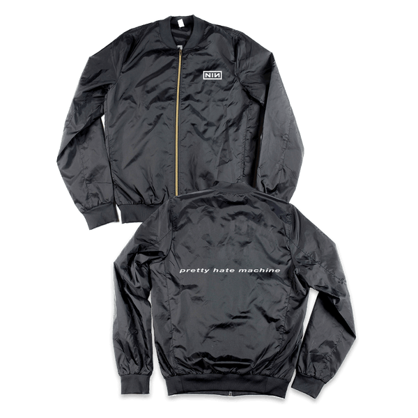 PRETTY HATE MACHINE BOMBER JACKET - NINE INCH NAILS