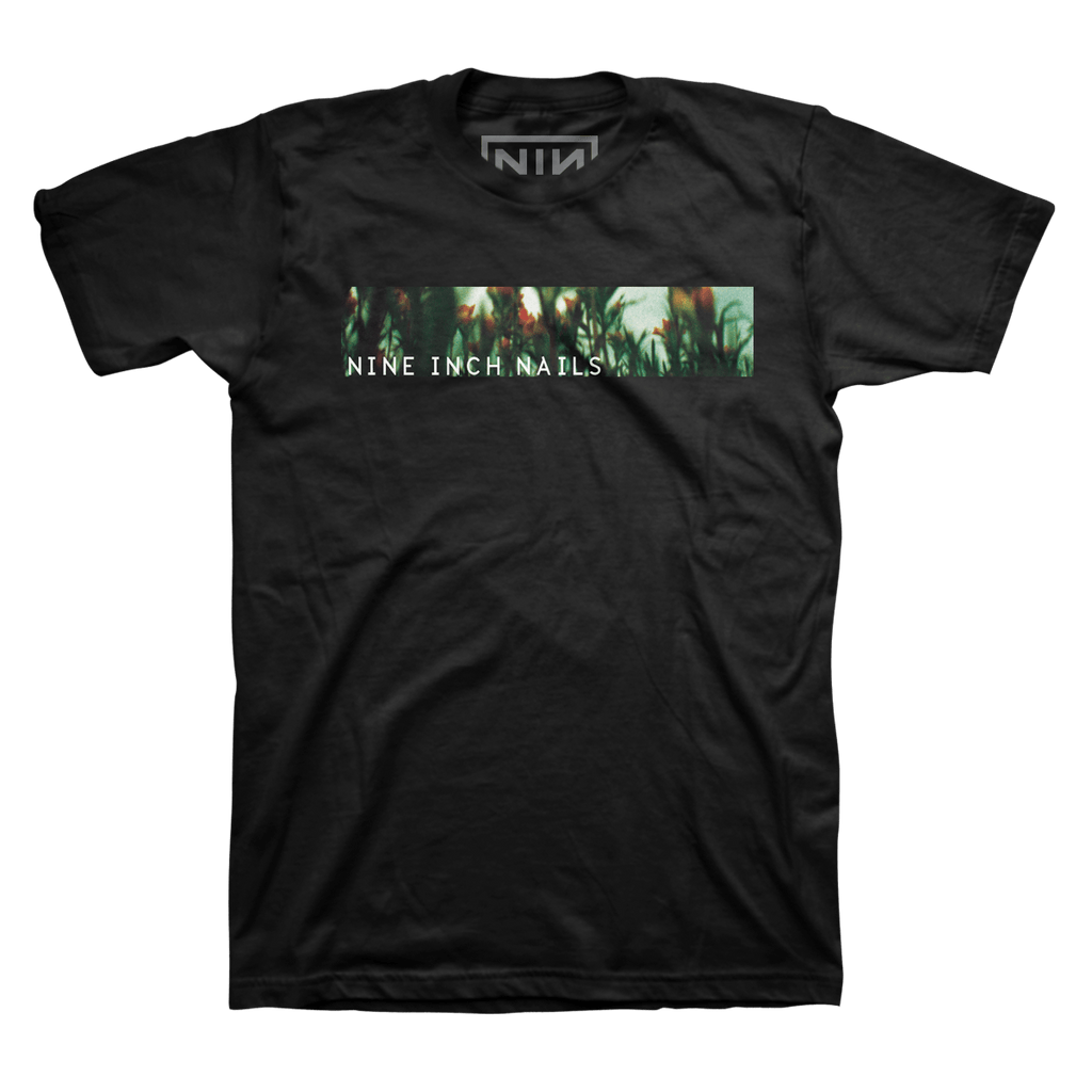 FRAGILE CROP TEE - NINE INCH NAILS