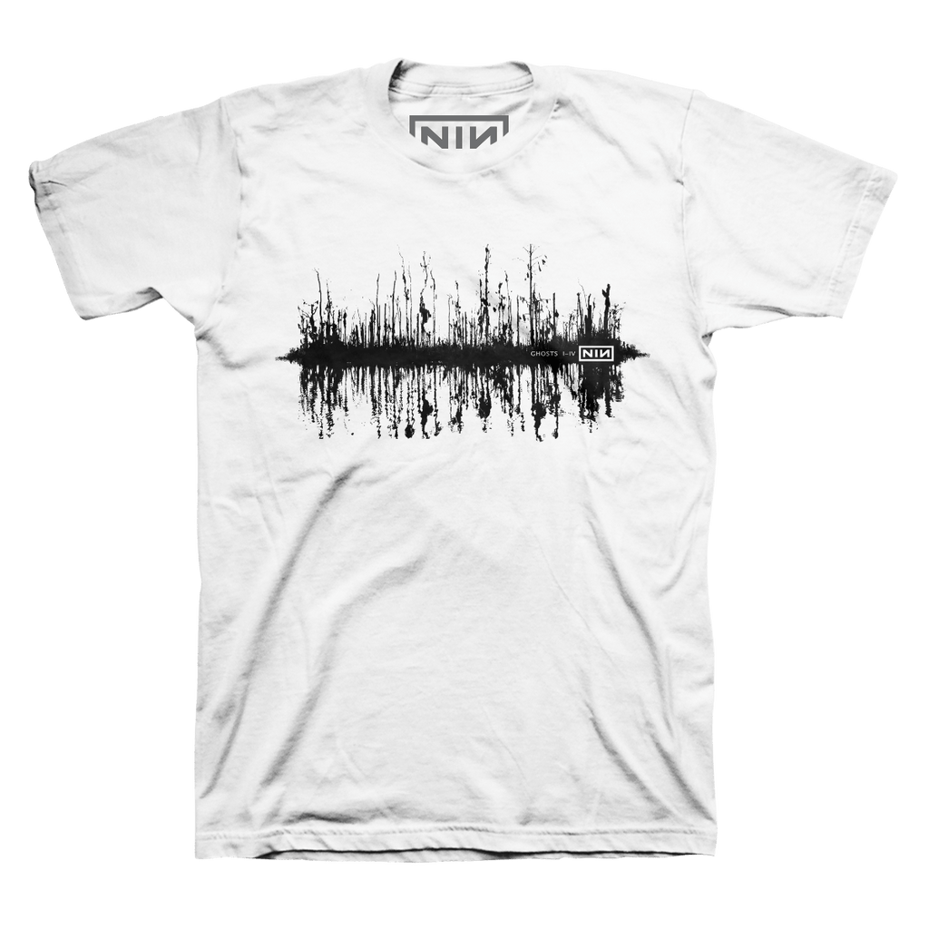 NINE INCH NAILS - GHOST TREES TEE – Nine Inch Nails