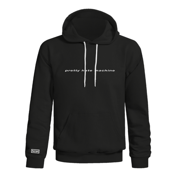 PRETTY HATE MACHINE PULLOVER HOODIE - NINE INCH NAILS