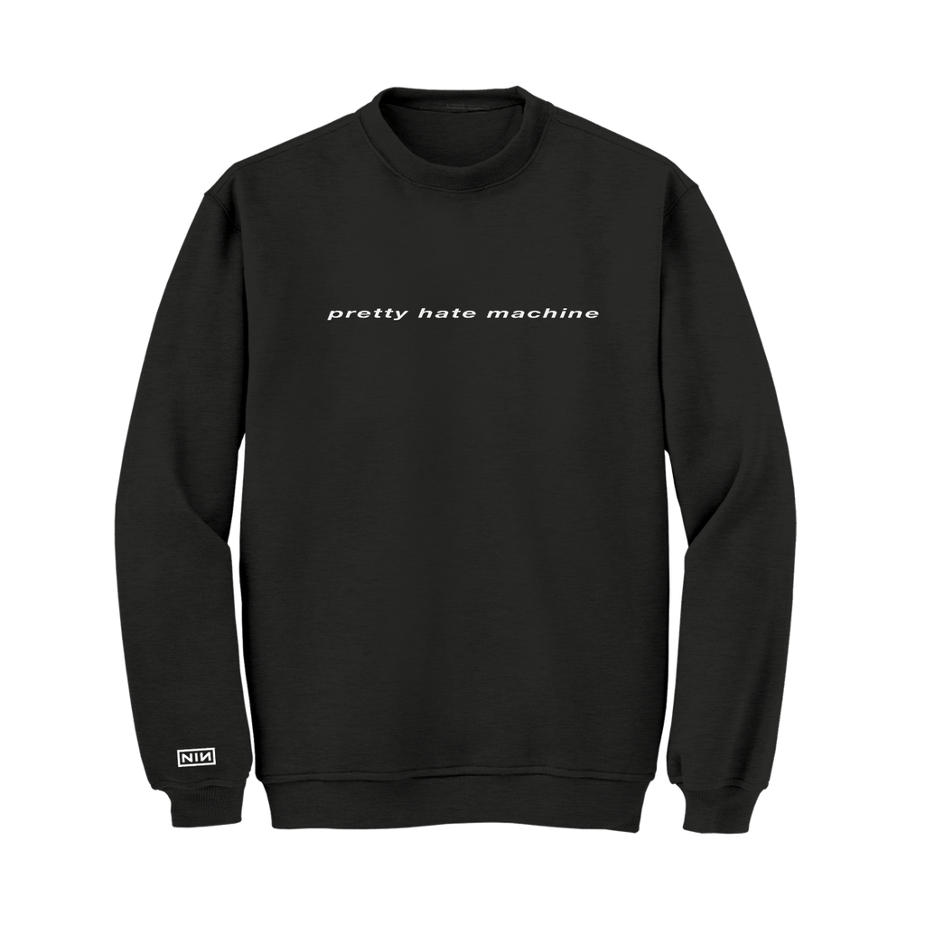 PRETTY HATE MACHINE SWEATSHIRT - NINE INCH NAILS