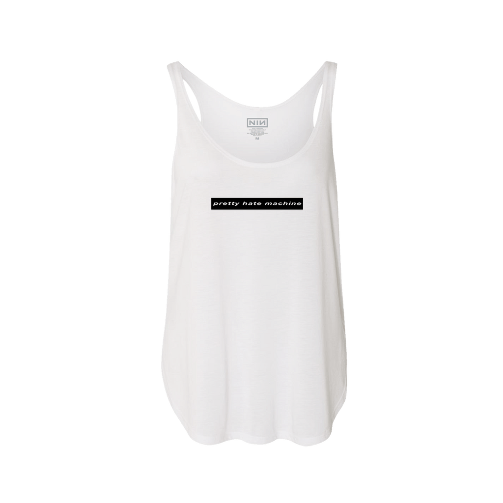 PRETTY HATE MACHINE WOMENS TANK - NINE INCH NAILS