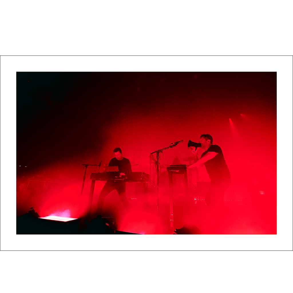 HOLLYWOOD PALLADIUM PHOTO 6 - NINE INCH NAILS