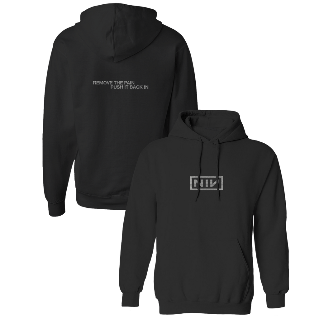 REMOVE THE PAIN PULLOVER HOODIE - S