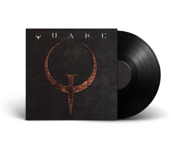QUAKE OST 1XLP - NINE INCH NAILS
