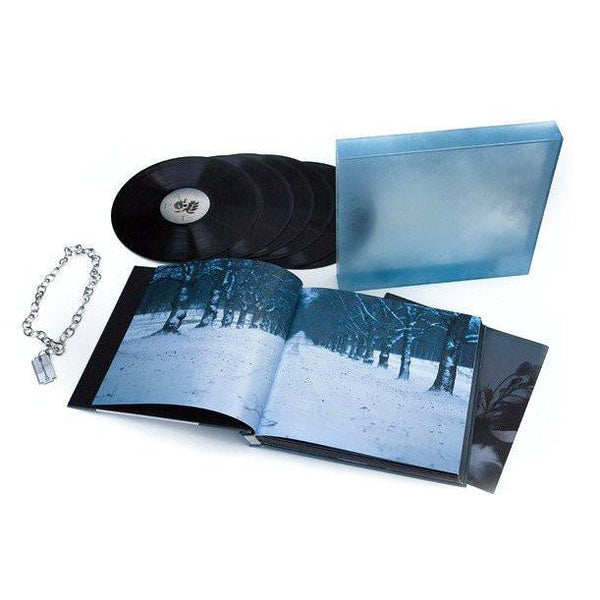 THE GIRL WITH THE DRAGON TATTOO DELUXE BOX SET - NINE INCH NAILS