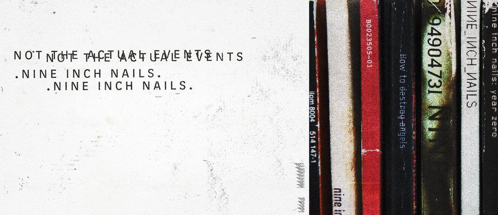 Nine Inch Nails Store