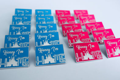Honey I'm Home pins