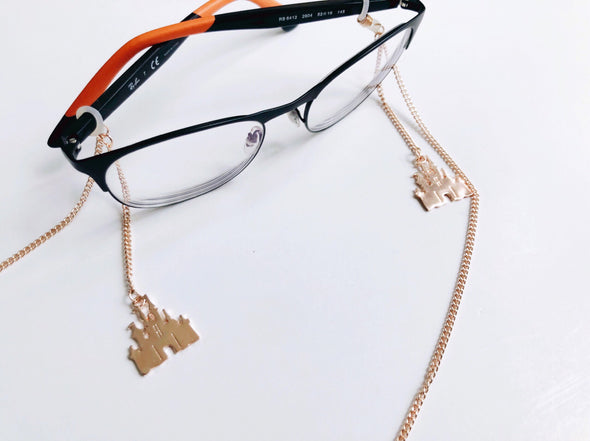 Castle Glasses Chain