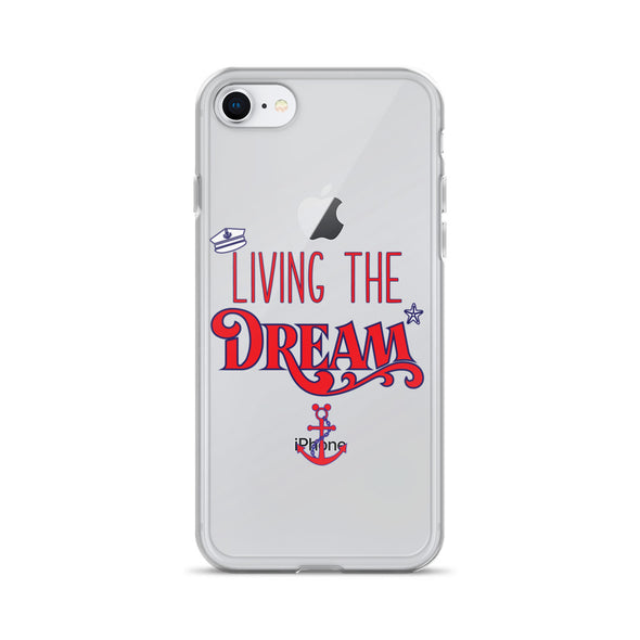 Living The Dream Phone Cases