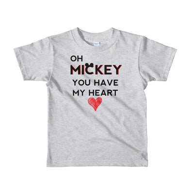 Oh Mickey You Have My Heart - Children/ Youth