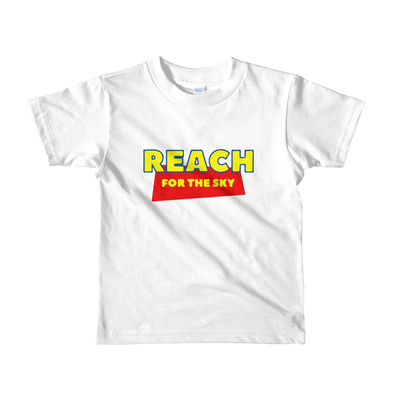 Reach For The Sky Children Sizes