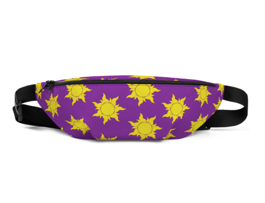 Tangled Fanny Pack