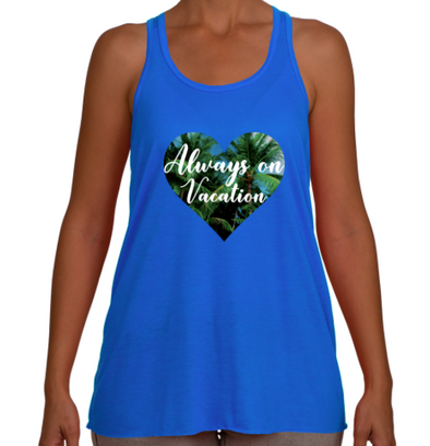 Always On Vacation Tank RTS
