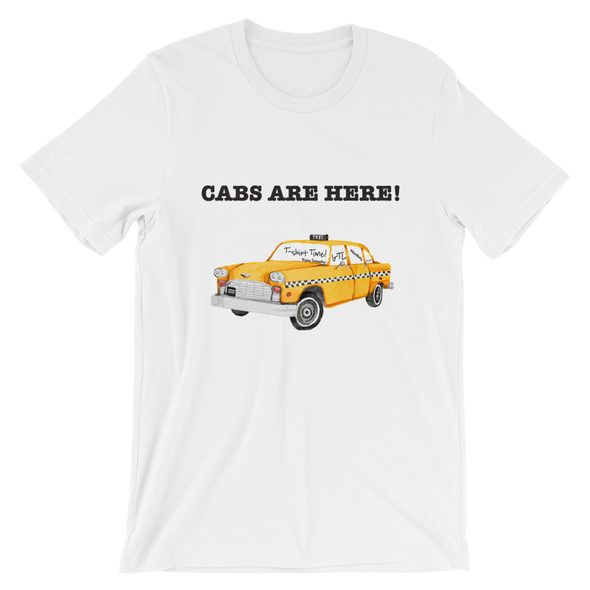 Cabs Are Here!