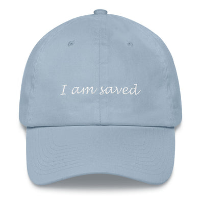 I Am Saved Hat