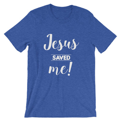 Jesus Saved Me