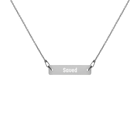 Saved Necklace
