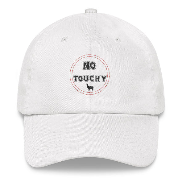 No Touchy Hat