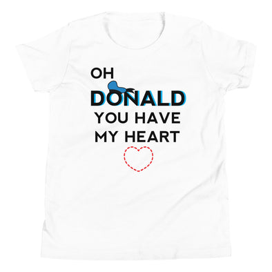 Oh Donald You Have My Heart - Children/ Youth