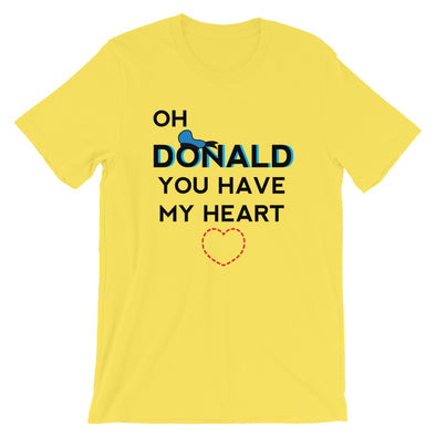 Oh Donald You Have My Heart
