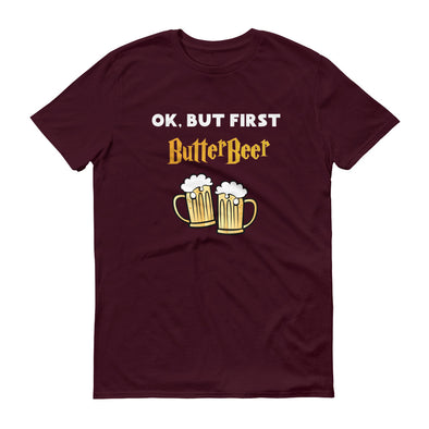 Ok, But First Butterbeer