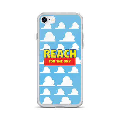 Reach For The Sky Phone Cases