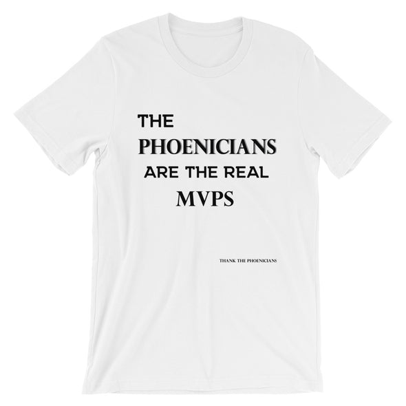 The Phoenicians Are The Real MVPs