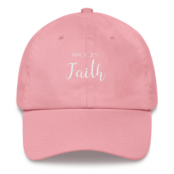 Walk By Faith Hat